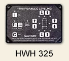 HWH 325 leveling system
