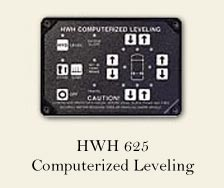 HWH Replacement Part - 625 Computerized Leveling